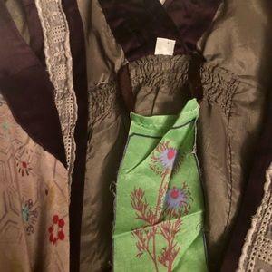 Johnny Was Dresses - Johnny Was Silk Dress, size small